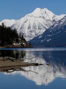 Free Reflection At Fish Creek Stock Photo - 780410