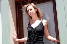 Free Beautiful Model Stock Images - 780574