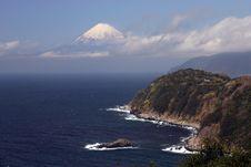 Free Floating Fuji Stock Photos - 781023