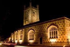 Free Church In Spotlight Stock Photography - 781612
