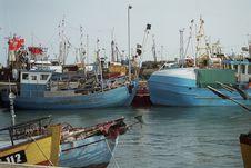 Free Fishing Boats Stock Photo - 782890