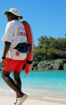 Free Lifeguard Stock Photography - 783552