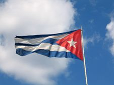 Free Cuban Flag Stock Images - 783984