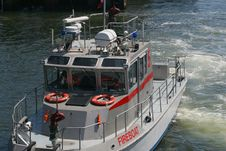 Free Fireboat Stock Images - 785054