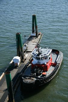 Free Tug Boat Stock Images - 785084