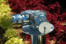 Free Chrome Standpipe 1 Stock Photography - 786352