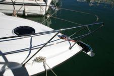Free Yacht Stock Image - 786481