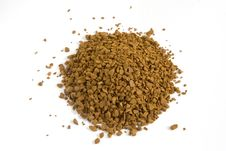 Free Instant Coffee Granules Royalty Free Stock Photography - 786667