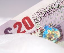 Free UK Currency Royalty Free Stock Photography - 787107