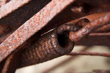 Free Rusty Spring Stock Images - 787924