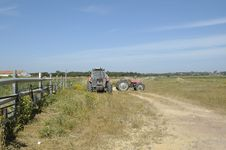 Free Farming Tools Royalty Free Stock Photography - 788387