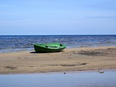 Free Boat. Stock Images - 788744