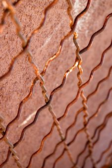 Free Twisted Rust Royalty Free Stock Photos - 789498