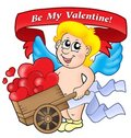 Free Valentine Banner 03 Stock Image - 7801911