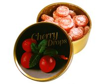 Free Cherry Drops Stock Photography - 7800042