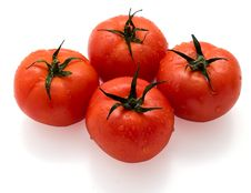 Free Red Tomatoes Royalty Free Stock Photos - 7800198
