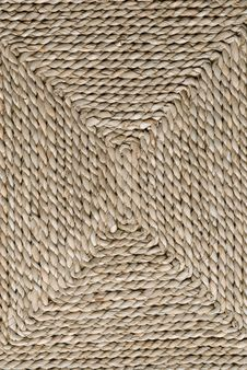 Free Woven Basket Close-up Background Stock Photography - 7800252