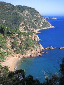 Free Costa Brava Cataluna Stock Photography - 7801312