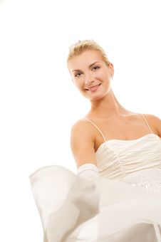 Free Beautiful Bride Royalty Free Stock Photos - 7801518