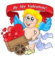 Free Valentine Banner 03 Stock Image - 7801911