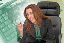 Free Businesswoman Stock Photo - 7802040