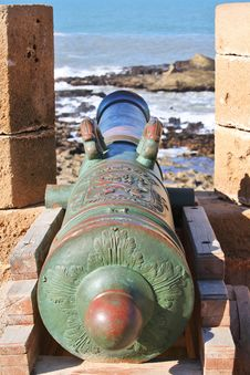 Free Cannon In The Fortress Stock Photo - 7802250