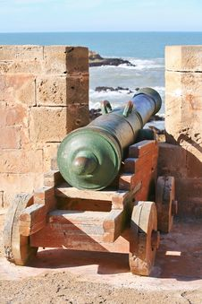 Free Cannon In The Fortress Stock Images - 7802264