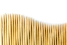 Free Toothpicks Royalty Free Stock Photos - 7802668
