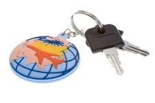 Free Keys To The World Royalty Free Stock Image - 7803566