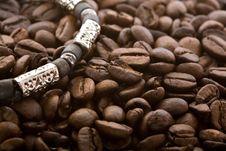 Free Coffee Beans Royalty Free Stock Photo - 7803575