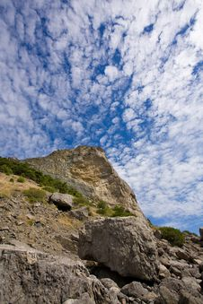 Free Landscape With The Clouds Stock Photography - 7803872