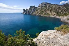 Free Coastal Landscape Royalty Free Stock Images - 7803979