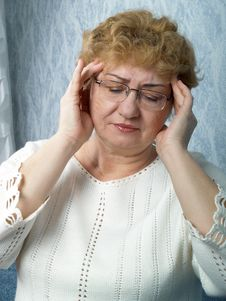 Free Headache Stock Photography - 7804182
