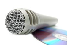 Free Microphone Royalty Free Stock Photography - 7804667