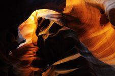 Free Antelope Canyon, Arizona Royalty Free Stock Images - 7804809