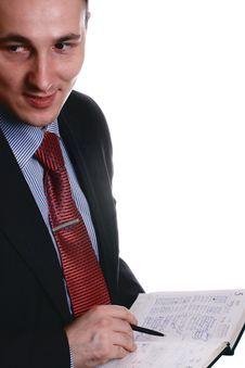 Free Businessman Stock Image - 7804941
