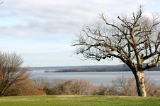 Free View From Mount Vernon Stock Image - 7805451