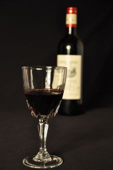 Free Red Wine Royalty Free Stock Photography - 7805567