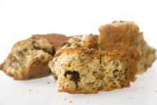 Home Baked Rusks Stock Image