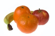 Free Fruit Collection Stock Image - 7806081