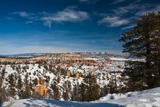 Free Bryce Canyon Royalty Free Stock Photo - 7806315