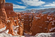 Free Bryce Canyon Royalty Free Stock Photography - 7806327
