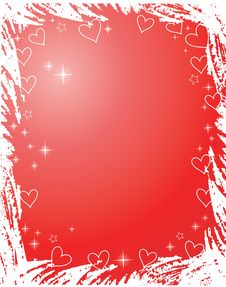 Free Red Valentines Background Stock Photos - 7806793