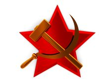 Free Soviet Symbol Royalty Free Stock Image - 7808346