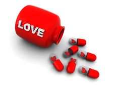 Free Love Tablets Stock Photography - 7808522