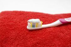 Free Toothbrush Stock Photo - 7809250