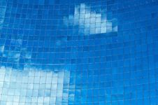 Free Sky Reflection Royalty Free Stock Photos - 7809288