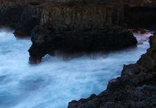 Free Night Ocean Stock Photo - 7809620