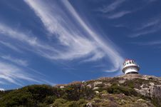 Cape Of Good Hope, Cape Town Royalty Free Stock Photography