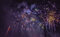 Free Fireworks Background Royalty Free Stock Photo - 78071215